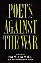Poets against the war