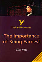 The importance of being earnest, Oscar Wilde : notes