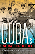Cuba's racial crucible : the sexual economy of social identities, 1750-2000