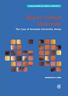 The African virtual university : Kenyatta University, Kenya