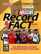 NASCAR record & fact book : officially licensed.