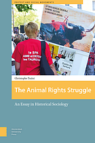 The animal rights struggle : an essay in historical sociology