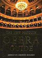 The new Penguin opera guide