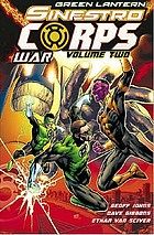 Green Lantern. The Sinestro Corps war