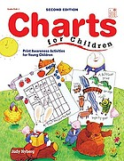 Charts for children : print awareness activities for young children