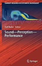 Sound -- Perception -- Performance