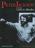 Peter Jackson : from gore to Mordor