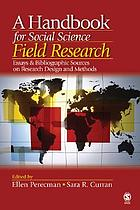 A Handbook for Social Science Field Research cover image