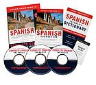 Spanish complete course : the basics - cds.