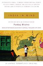 India in mind : an anthology