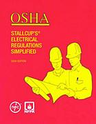 OSHA : Stallcup's electrical regulations simplified
