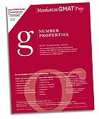 Number properties : math preparation guide.