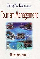 Tourism management : new research