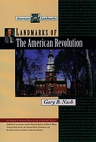 Landmarks of the American Revolution