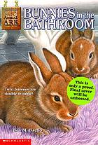 Bunnies in the bathroom