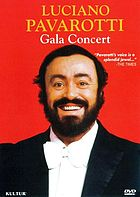 A gala concert with Luciano Pavarotti
