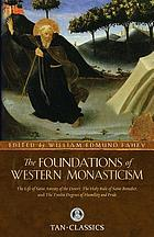 Foundations of western monasticism