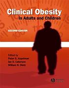 Clinical obesity in adults and children.
