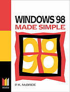 Windows 98 made simple