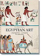 Egyptian art : the complete plates from