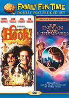 Hook The Indian in the cupboard.