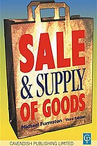 Sale and supply of goods