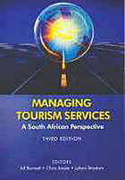 Managing tourism services : a southern African perspective