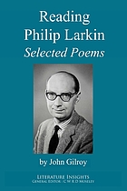 Reading Philip Larkin : selected poems