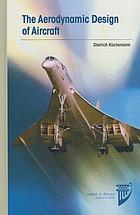 The aerodynamic design of aircraft