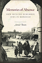 Memories of absence : how Muslims remember Jews in Morocco