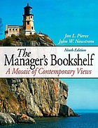 The manager's bookshelf : a mosaic of contemporary views