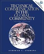 Technical communication in the global community
