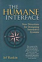 The humane interface : new directions for designing interactive systems
