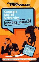 Carnegie Mellon University : Pittsburgh, Pennsylvania