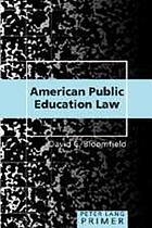 American public education law primer