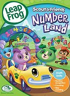 LeapFrog Scout & friends. Numberland