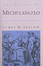 The poetry of Michelangelo : an annotated translation