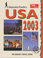 U.S.A. 2003 : the budget travel guide