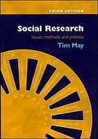 Social research : issues, methods and process