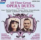 All-time great opera duets (1911-1942)