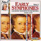 Early symphonies. Vol. 1