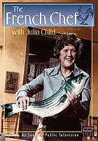 The French chef with Julia Child. 2