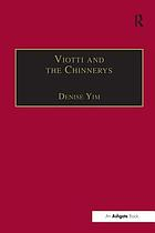 Viotti and the Chinnerys : a relationship charted through letters