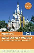 Fodor's 2016 Walt Disney World