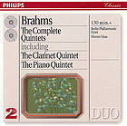 The complete quintets : including the clarinet quintet, the piano quintet