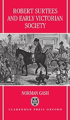 Robert Surtees and early Victorian society