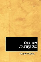 Captains courageous : a story of the Grand Banks