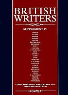 British writers. Supplement I