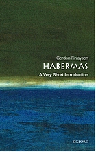 Habermas : a very short introduction