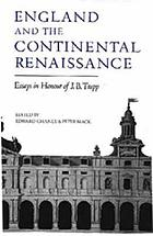 England and the continental Renaissance : essays in honour of J.B. Trapp